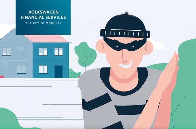 VOLKSWAGEN BANK cyberbezpieczeństwo